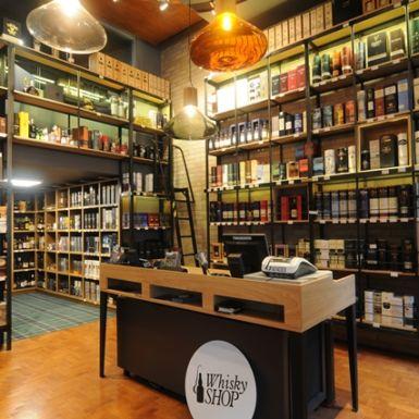 Szentendreiek sikere, hogy a Whisky Shop lett idén az Év Boltja