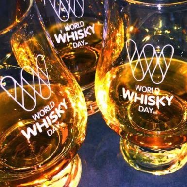 JÖN a World Whisky Day 2017